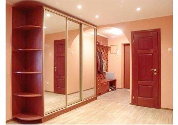 Шкаф купе 3 метра в коридор