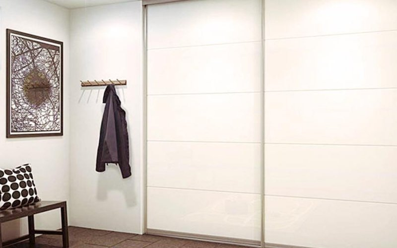 Шкафы купе с ящиками для белья