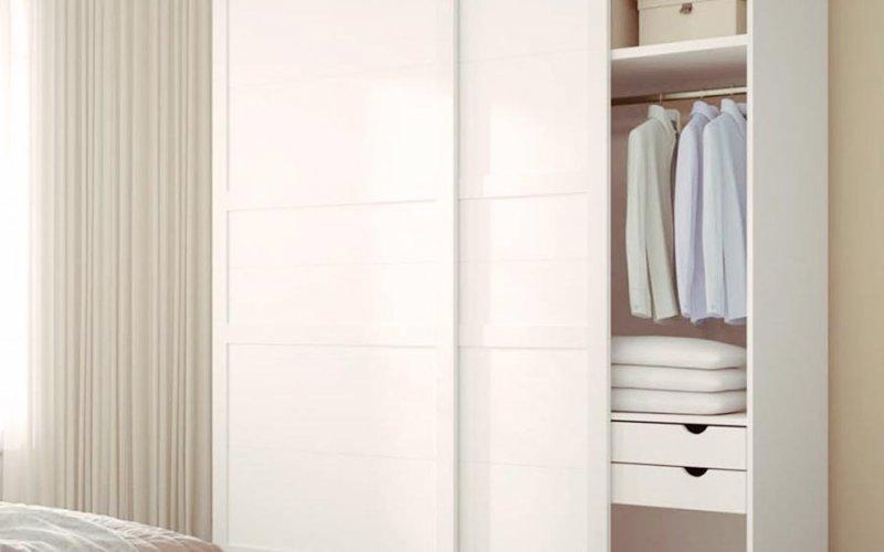 Шкаф купе для белья и одежды