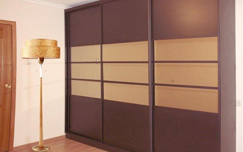 Шкаф купе стенка в спальню