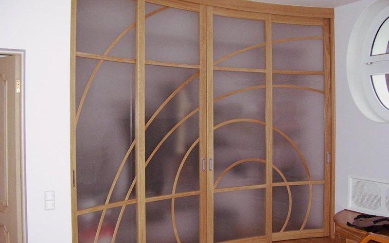 Шкаф купе подвесной потолок