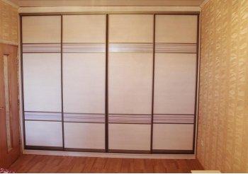 Шкаф купе вместо стены в комнате
