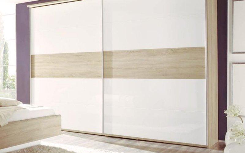 Шкафы купе с системой аристо