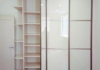 Шкаф купе эмаль глянец