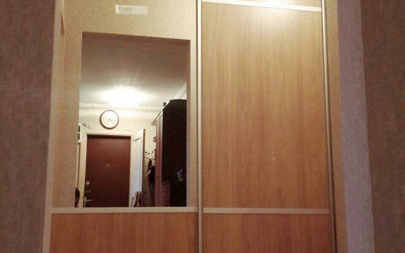 Мебель из массива шкаф купе