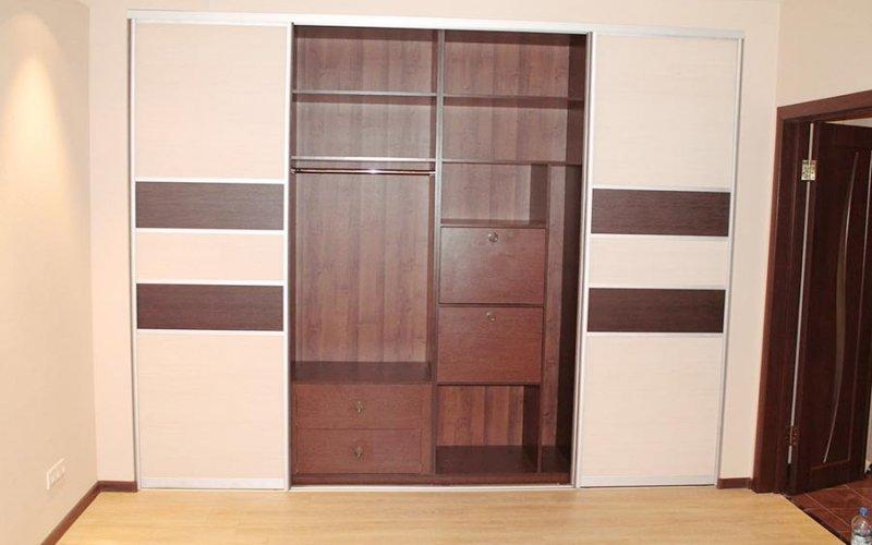4 дверные шкафы купе купить