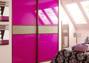 Современные шкаф купе в спальню