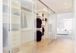 Шкаф купе гардеробная система