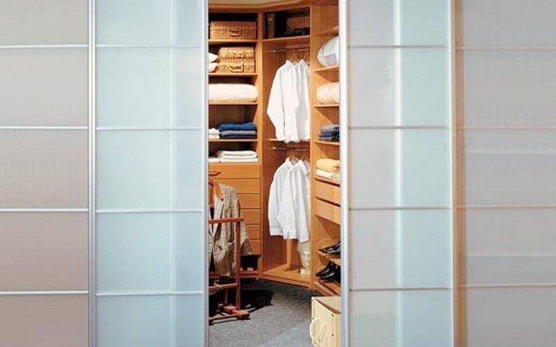 Шкаф купе гардероб
