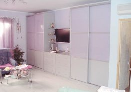 Шкаф купе стенка под телевизор