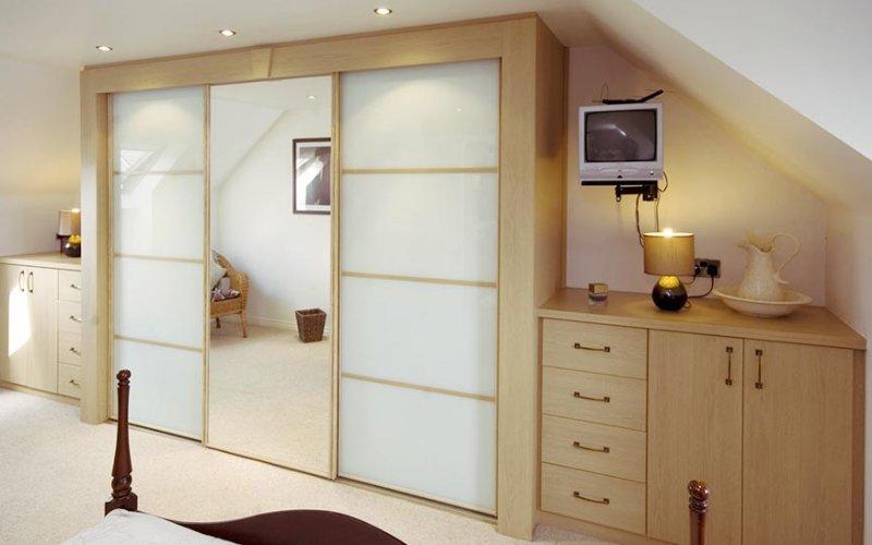 Образцы шкаф купе для спальни