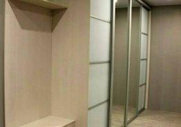 Шкаф купе в коридор стекло