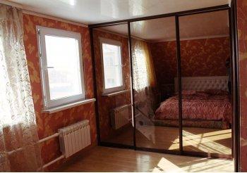 Шкаф купе перегородка в комнате