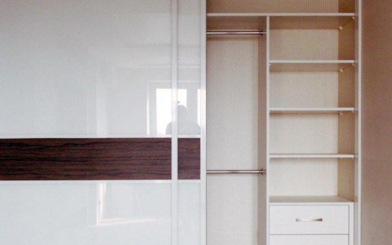 Шкафы купе в 2 комнатной квартире