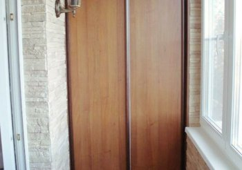 Шкаф купе встроенный 1 м