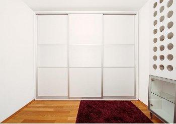 Купить шкаф купе белого цвета