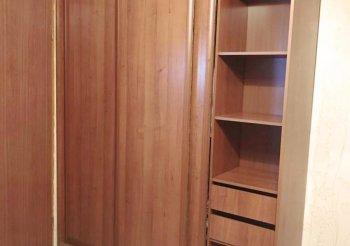 Недорогие двери для встроенного шкафа купить