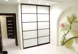 Раздвижные двери для гардеробной дешево