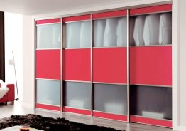 Облегченные двери для шкафа