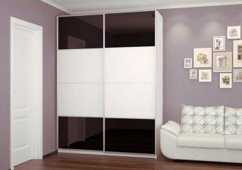 Двери для шкафа купе без зеркала
