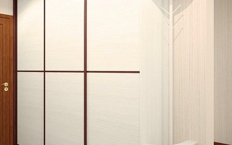 Современные двери купе в квартире