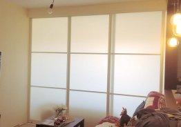 Лёгкие перегородки для зонирования пространства в комнате