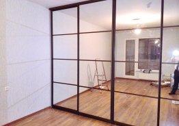 4 двери в гардеробную раздвижные