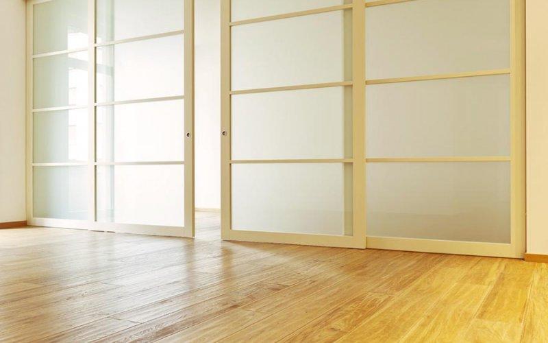 4 двери раздвижные широкие межкомнатные