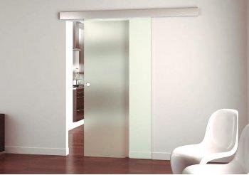 Однопольные раздвижные двери