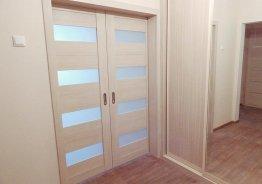 Раздвижные межкомнатные двери эко шпон