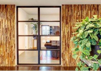 Двери раздвижные межкомнатные до потолка