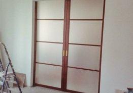 Раздвижные двери 2 полотна