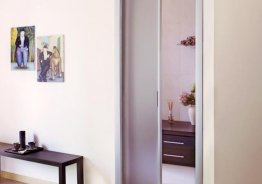 Раздвижные двери межкомнатные въезжающие в стену цена