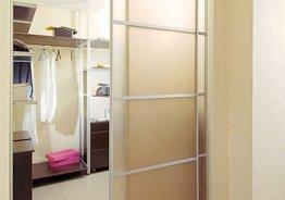 Раздвижные двери из алюминиевого профиля цена