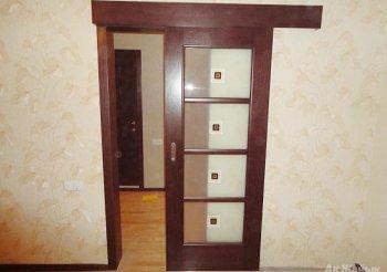 Двери роликовые раздвижные