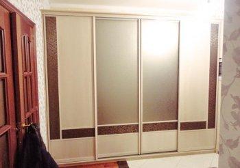 Встраиваемые шкафы купе 4 двери