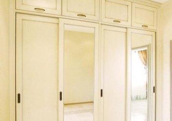 Двери купе в стиле прованс