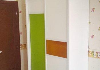 Двери купе вставки стекло