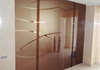 Межкомнатные зеркальные двери купе