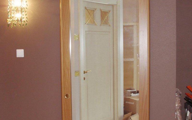 Детская перегородка - дверь