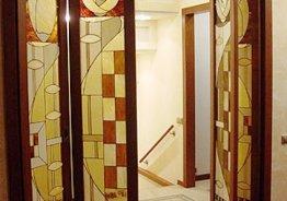 Дверь перегородка гармошка