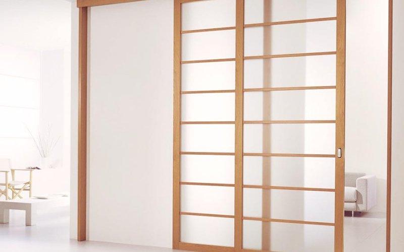 Легкие двери перегородки