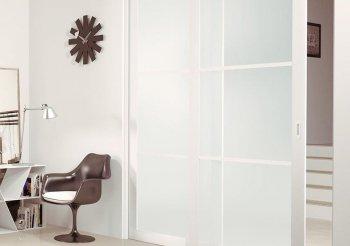 Двери перегородки межкомнатные раздвижные