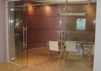 Перегородка из стекла стекло закаленное 10 мм