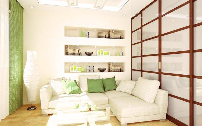 Подвесные ширмы перегородки для комнаты