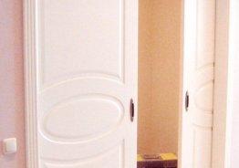 Раздвижные двери в нишу на заказ
