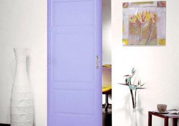 Раздвижная дверь межкомнатная одностворчатая