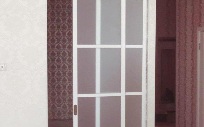 Раздвижные двери стеклянные недорого